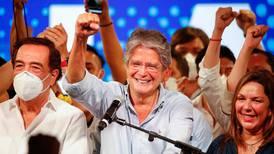 Bankmann blir ny president i Ecuador
