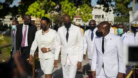 Haitis president drept