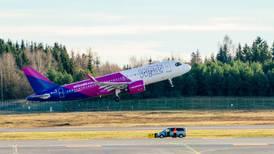 Fem med korona hos Wizz Air i Norge