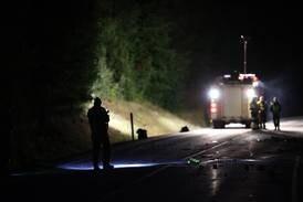 Tre døde i trafikkulykke i Hallingdal