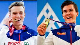 Norge tok tre medaljer i EM
