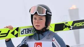Lundby skal ikke hoppe i OL