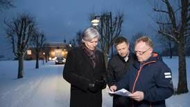 Høyre, Frp og Venstre vil danne regjering