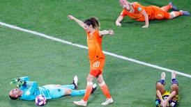 USA og Nederland i finalen