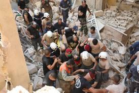 Flere land sender hjelp til Libanon