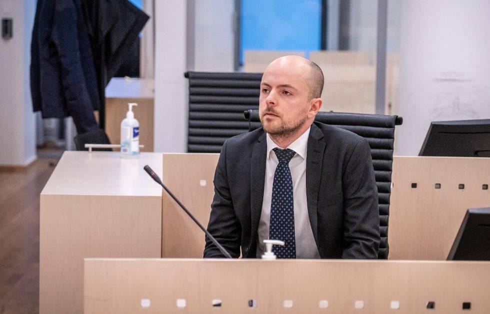 Bildet viser advokat Andreas Berg Fevang