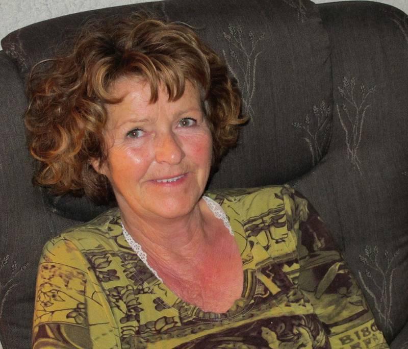Bildet viser Anne-Elisabeth Hagen. Hun ble borte fra hjemmet sitt på Lørenskog 31. oktober 2018. Politiet vet fortsatt ikke hva som har skjedd med henne.
