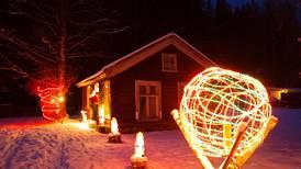 Ber folk være litt ekstra forsiktig med julelys