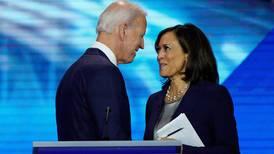 Valgte Harris som visepresident