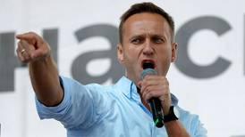 – Noen forsøkte å drepe Navalnyj med nervegift