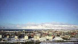 Isbreene på Island krymper kraftig