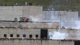 Over 70 drept i opprør i fengsler i Ecuador