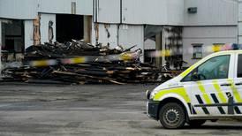 Siktet for drap etter brannen i Moelv