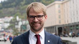 Han kan juble for språkpris til Bergen
