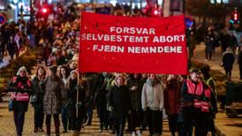 Stortinget endret abortloven for første gang på 40 år