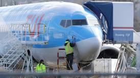 – Alle Max 8-fly bør settes på bakken