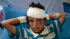 – Barna i Jemen lever i et mareritt