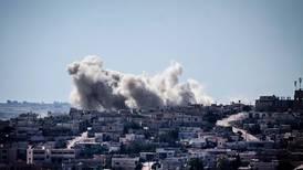 Nye bombinger i Syria