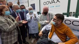 Palestinerne får vaksine