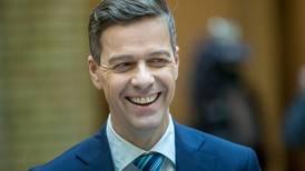– Knut Arild Hareide blir samferdsels-minister