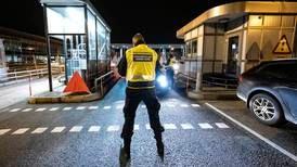 Danmark forlenger grensekontroll mot Sverige