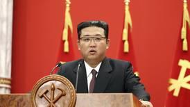Nord-Korea prøveskjøt rakett