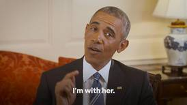 Obama støtter Hillary