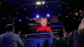 Blir hun den første kvinnen som leder USA?