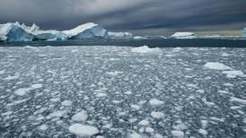 – Isen smelter uansett