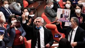 Vil forby det tredje største partiet i Tyrkia