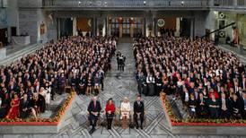 Dropper utdeling av fredsprisen i Oslo rådhus