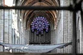 Om fire år skal orgelet i Notre-Dame spille igjen