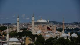 Blir Hagia Sofia moské igjen?