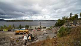 Stopper bygging av minnested for Utøya