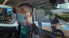 Dømt for terror i Hongkong