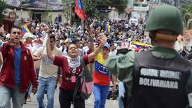 120 skadd i Venezuela