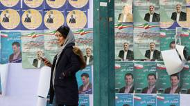 Dropper iranere valget?