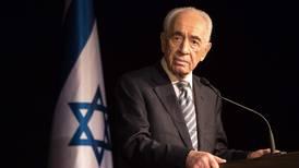 Shimon Peres er død