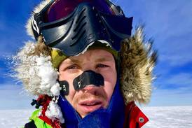 Krysset Antarktis uten hjelp – ble historisk