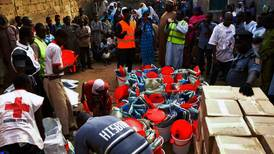 Nesten 200 kvinner og barn kidnappet
