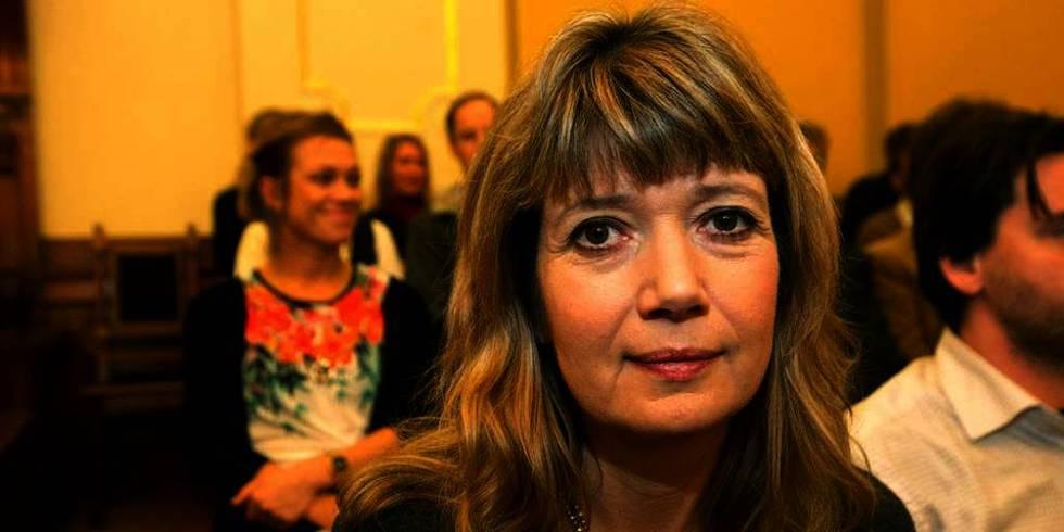 <strong>ASYL:</strong>Ann-Magrit Austenå er general-sekretær i Norsk organisasjon for asylsøkere (NOAS). NOAS frykter at spioner utgir seg for å være asylsøkere.