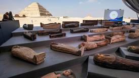 Stort mumie-funn i Egypt
