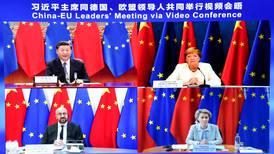 Kina sier ja til å la EU se hva som skjer i Xinjiang