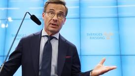 Kristersson får tre dager til å lage en ny regjering