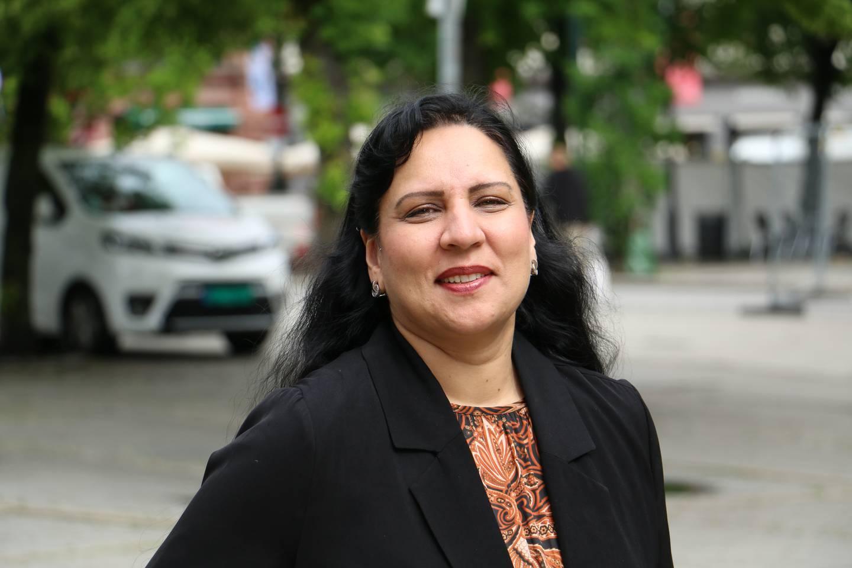 Afshan Rafiq er glad for at hun enasjerte seg i politikken.