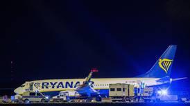 Fly fra Ryanair måtte nødlande i Berlin