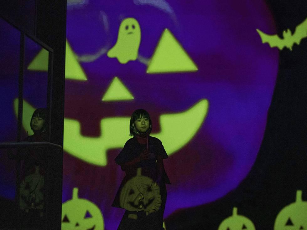 Se bilder fra halloween