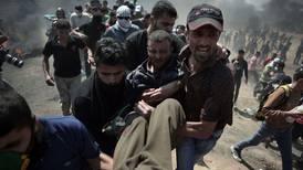 Minst 25 palestinere drept