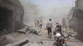 Mer kriging i Syria