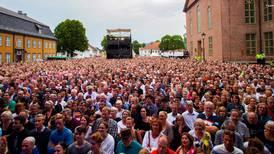Venter varmt vær og nesten 40.000 mennesker